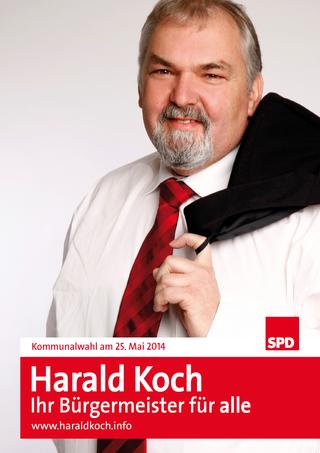 Bürgermeisterkandidat der SPD