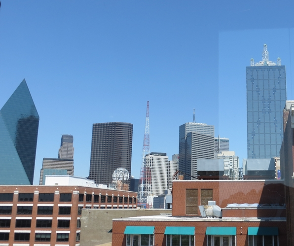 Blick aus dem Fenster: Stadt 2014 (foto: zoom)