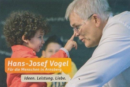 Ausschnitt CDU-Wahlkampf-Flyer