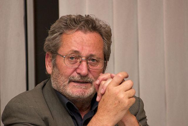 Werner Rügemer. Bild: Sven Teschke, Lizenz: CC BY-SA 3.0 DE
