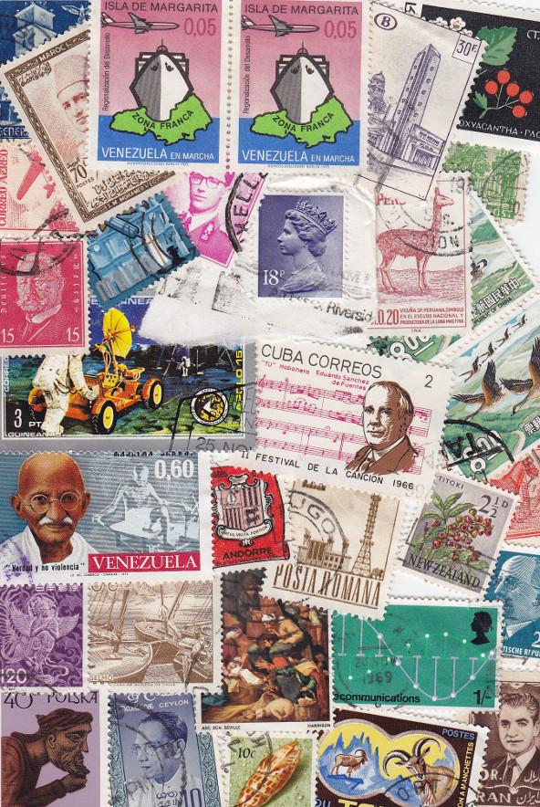 Briefmarkendiv