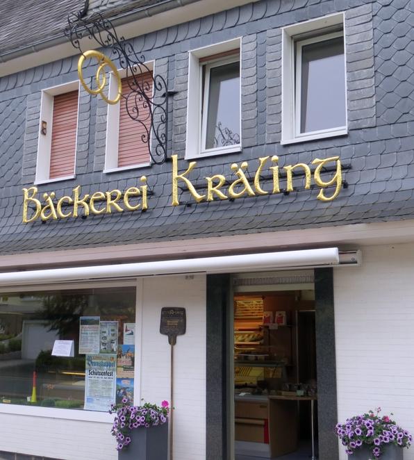 Bäckerei Kräling: noch kein Nachfolger gefunden. Es droht ein herber Verlust für Siedlinghausen. (foto: zoom)