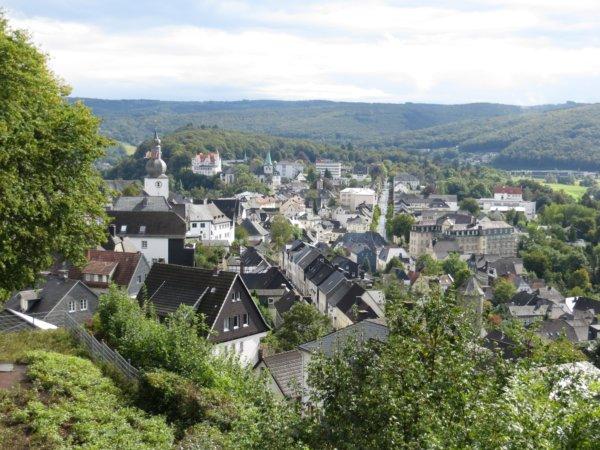 Arnsberg im Sauerland: Gestern habe ich mir die Frage gestellt, ob .... (foto: zoom)