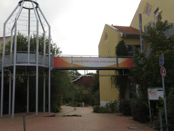 Waldorfschulen sind heute -wie hier in Dinslaken-Eppinghoven- fast allgegenwärtig (foto: zoom)