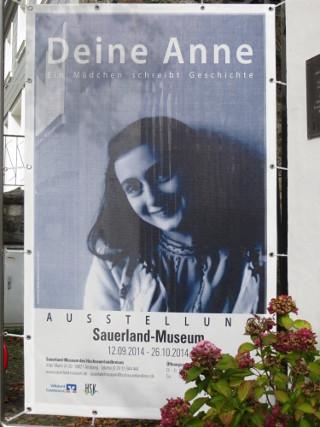 Seit drei Tagen im Sauerlandmuseum Arnsberg (foto: zoom)