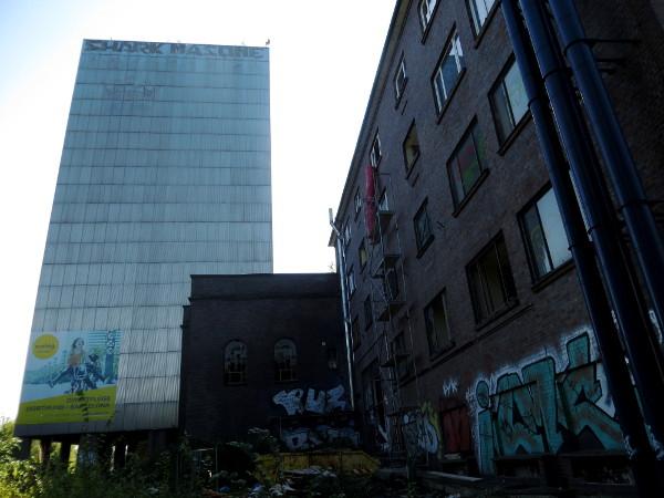 Die ehemalige Dortmunder Kronen Brauerei ist heute kaum mehr zu erkennen. (fotos: zoom)