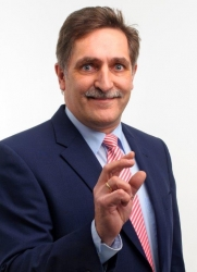 Ratsmitglied und Autor E. Felix Werker (foto: spd)