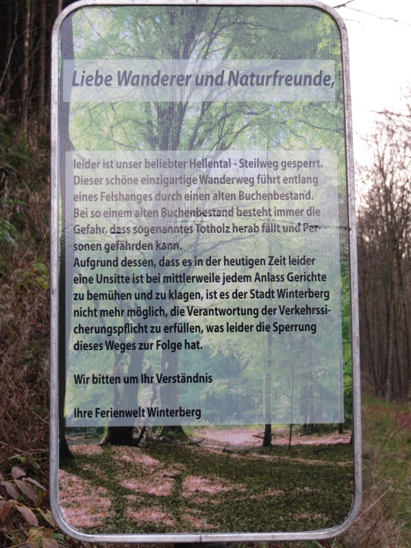 Die Ferienwelt Winterberg kennt die Schuldigen.
