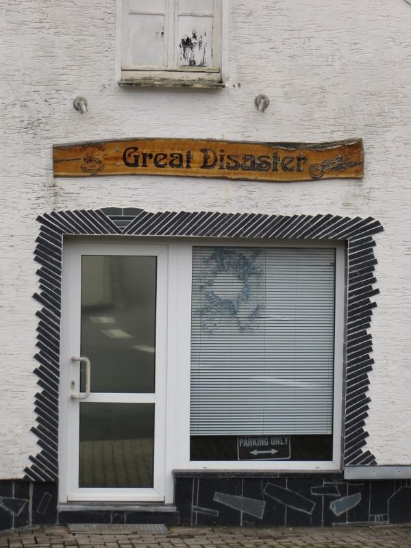 Fassaden-Ironie in Velmede (foto: zoom)