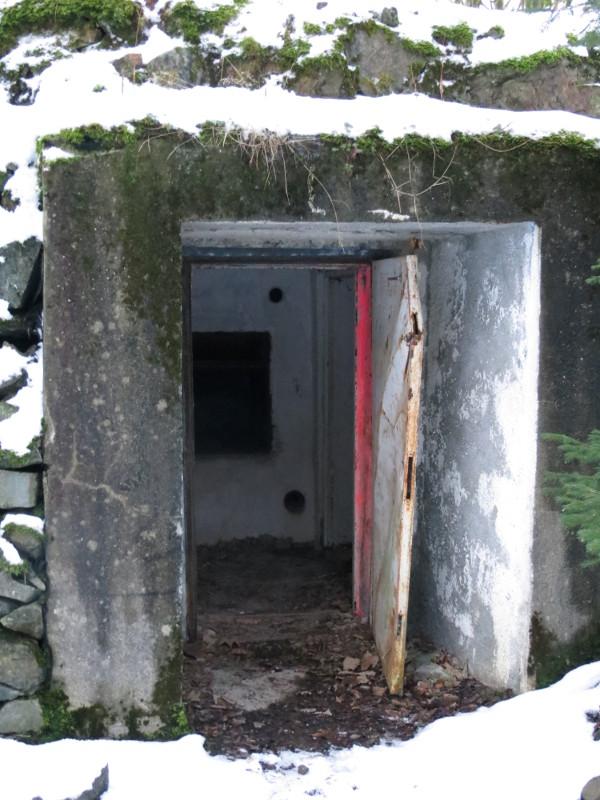 Ich hoffe, dass der Eintritt ins  Jahr 2015 nicht dieser Tür entspricht. (foto: zoom)