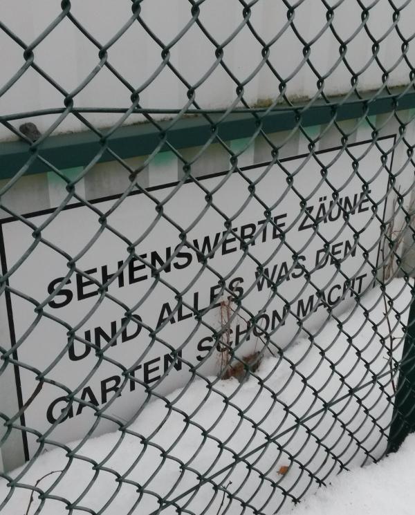 Heute Nachmittag an der Bobbahn gefunden (foto: zoom)