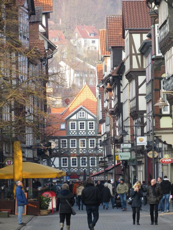 Hannoversch Münden ist ganz nett anzuschauen. (fotos: zoom)