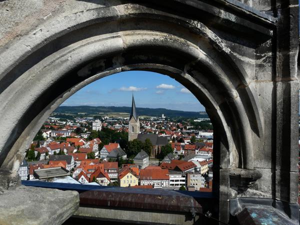 Korbach: Bald kein Durchblick mehr? Zeitungssterben in Nordhessen.(fotoarchiv: Klaus Beuermann)