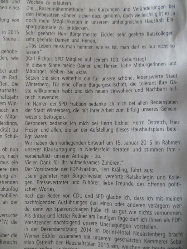 Screenshot: Wie konnte ich nur die FDP überlesen?