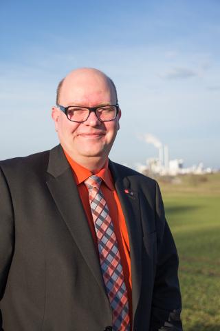 Ralf Wiegelmann AfA-Unterbezirksvorsitzender (foto: afa-hsk)