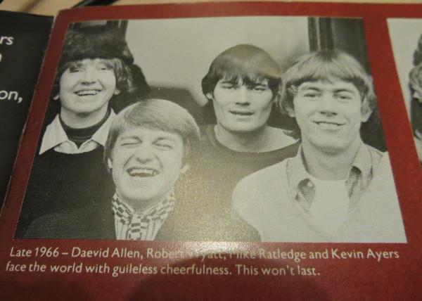 Soft Machine Mitbegründer Daevid Allen wurde nach einem Konzert in Frankreich nicht mehr nach Großbritannien hinein gelassen.