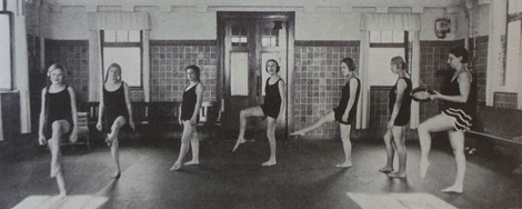 (4) Hygiene-Erziehung mit Sport - im Krankenhaus geht das!