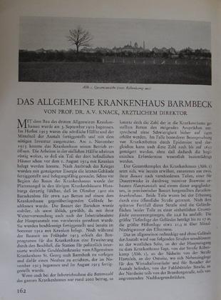 (7) 1928: Ein Rechenschaftsbericht, mit Stolz und Selbstbewusstsein präsentiert