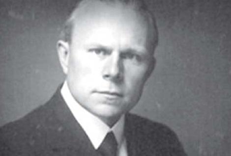 (1) Der Hamburger Arzt und Gesundheitspolitiker Andreas Valentin Knack in den 1920er Jahren