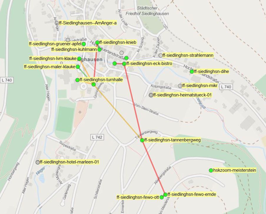 Die Freifunkknoten in Siedlinghausen könnten ruhig noch mehr werden. (screenshot: zoom)