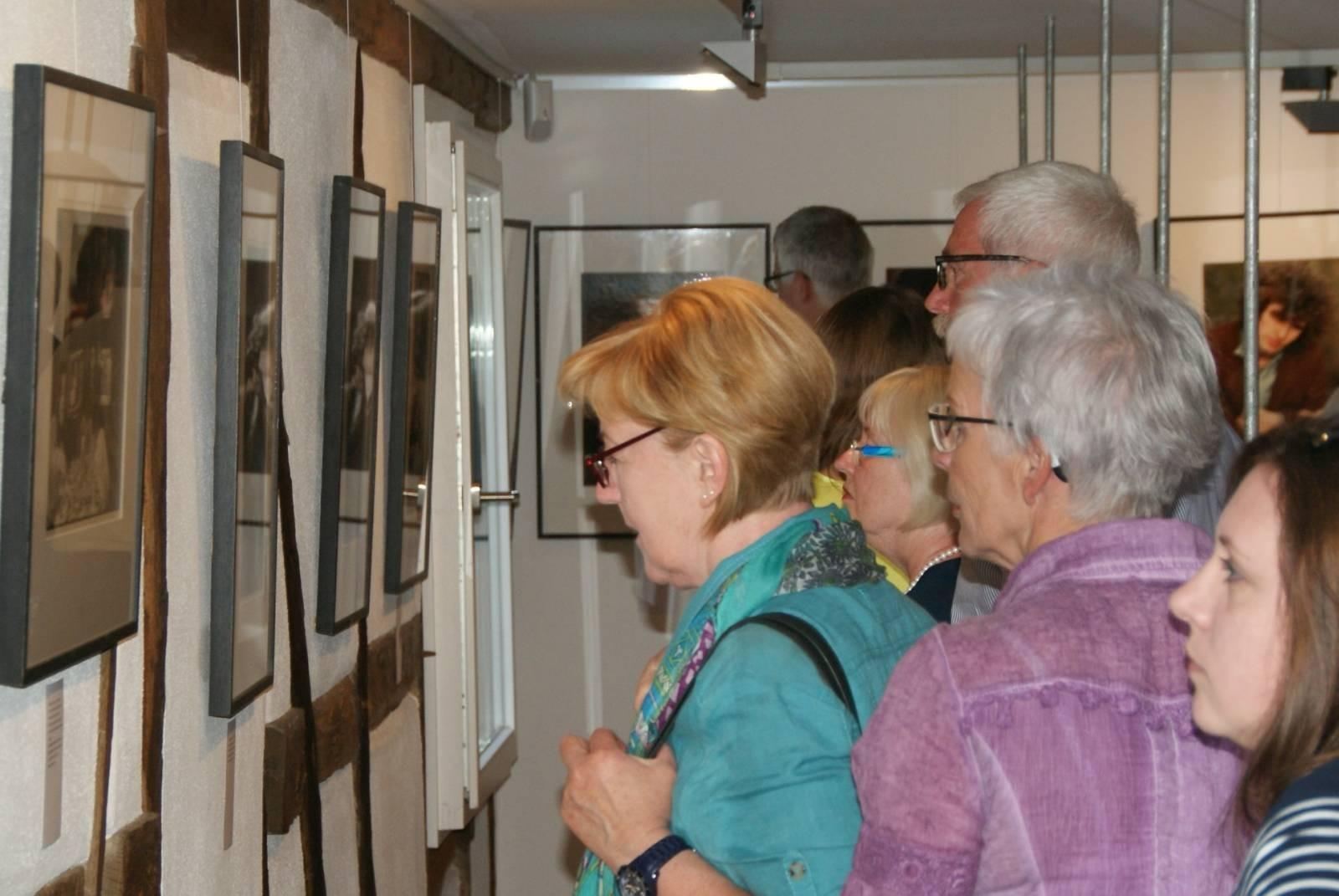 Die Austellung im Hallenberger Kump ist wegen des großen Erfolgs verlängert worden. (fotos: kump)