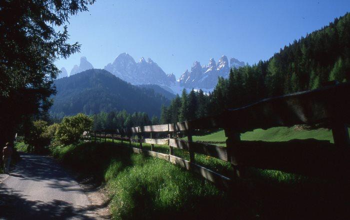 Geislergruppe in den Dolomiten, Südtirol