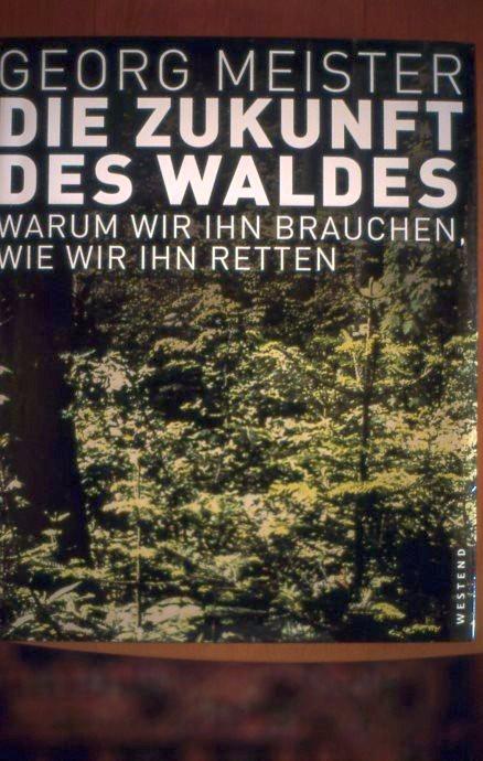 Buchansicht. Die Zukunft des Waldes. (bild: knoppik)