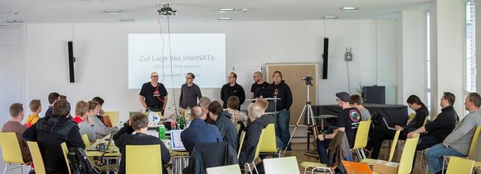 Peter Prinz Bildungszentrum: Mehr als 30 Teilnehmer aus ganz Deutschland tauschten ihre Erfahrungen aus und diskutierten aktuelle Problemstellungen. (foto: piraten)