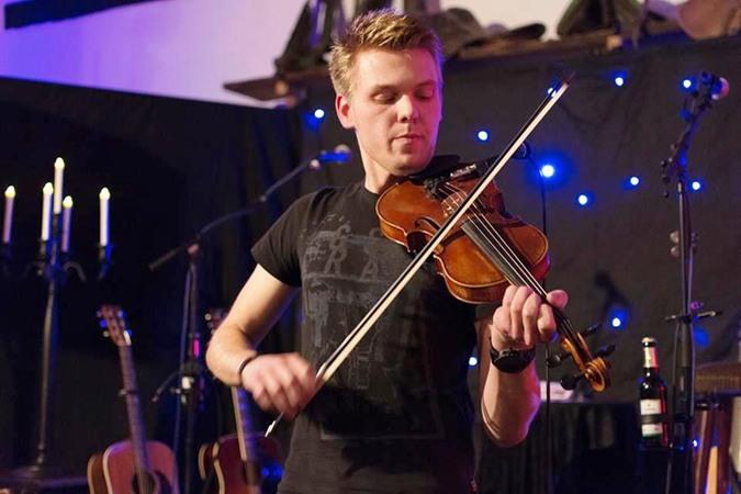 """Matthias Dicke: """"Musik ist meine Leidenschaft."""""""