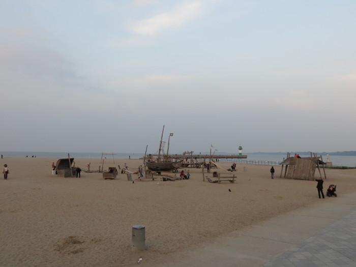 Abends an der Ostsee - Seele baumeln lassen (foto: zoom)