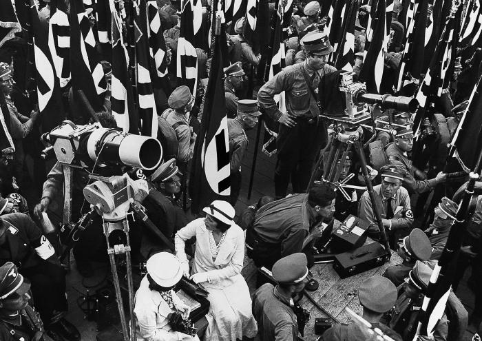 Karriere im Dienste der Nationalsozialisten. (foto: Archiv Reichelt und Brockmann)