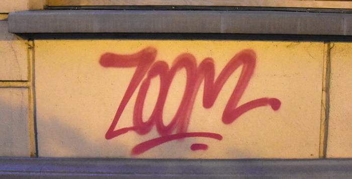 Ein Graffito, dass ich mögen muss. Kassel - auch eine Liebe. (foto: zoom)