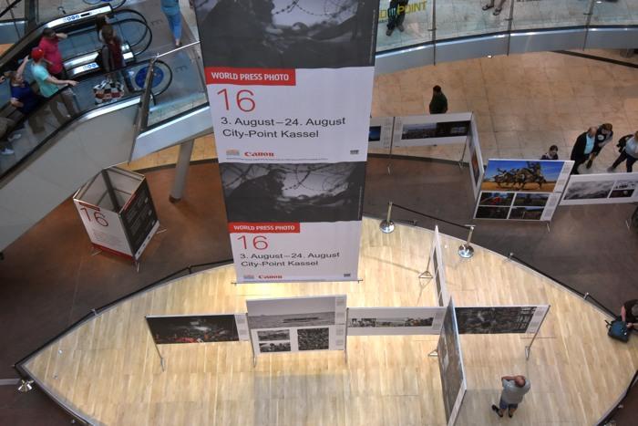 Beeilung, die Ausstellung World Press Photo 2016 endet am 24. August.