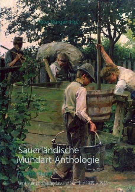 Die neue Sauerländische Mundart-Anthologie ist erschienen. (bild: buchcover)