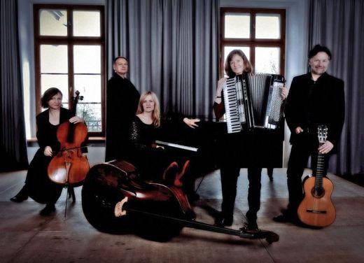 Tango Ensemble Contrabajando (foto: Jazzclub Arnsberg)